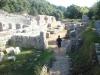 Die Runien der Antike Städte von Butrinti