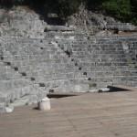 Das Amphiteater von Butrint Saranda