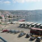 Fähre Saranda-Korfu