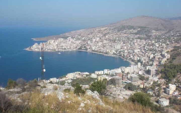 Bilder Saranda Albanien